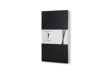 Moleskine Volant Extra Small Ruled Black, Notebook / blank book