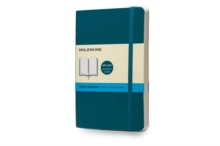 Moleskine Soft Cover Underwater Blue Pocket Dotted Notebook, Notebook / blank book