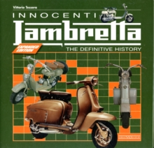 Innocenti Lambretta : The Definitive History, Hardback Book