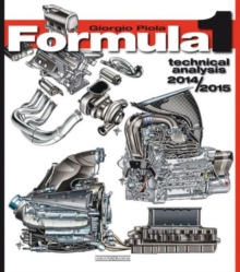 Formula 1 : Technical Analysis, Paperback Book