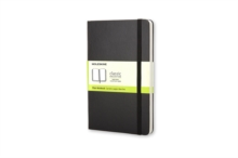 Moleskine Pocket Plain Notebook : Moleskine Legendary Notebooks, Notebook / blank book