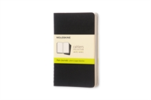 Moleskine Plain Cahier : Legendary Notebooks, Multiple copy pack