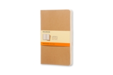 Moleskine Ruled Cahier L : Large, Multiple copy pack Book