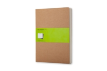 Moleskine Plain Cahier XL : Extra Large, Multiple copy pack Book