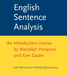 Image of English Sentence Analysis : An introductory course