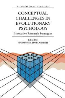 Image of Conceptual Challenges in Evolutionary Psychology : Innovative Research Strategies
