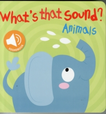 What's That Sound?, Board book