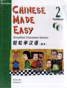 Chinese Made Easy : Simplified Characters Version Textbook Bk. 2, Paperback