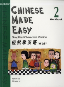 Chinese Made Easy : Simplified Characters Version Workbook Level 2, Paperback Book