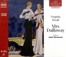 Mrs Dalloway, CD-Audio