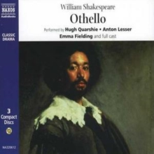Othello, CD-Audio Book