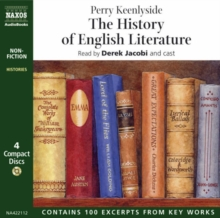 The History of English Literature, CD-Audio