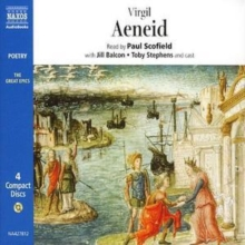The Aeneid, CD-Audio