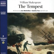"""The Tempest"", CD-Audio"