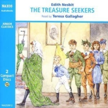 The Treasure Seekers, CD-Audio