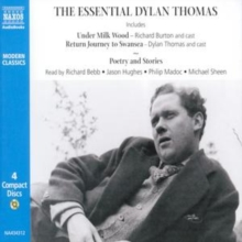 The Essential Dylan Thomas, CD-Audio Book