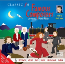 Famous Composers, CD-Audio Book