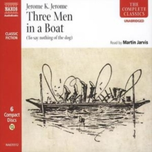 Three Men in a Boat, CD-Audio