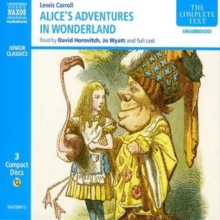 Alice in Wonderland, CD-Audio Book