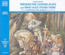 Through the Looking Glass and What Alice Found There, CD-Audio