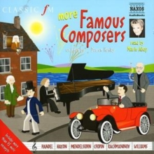 More Famous Composers : v. 2, CD-Audio