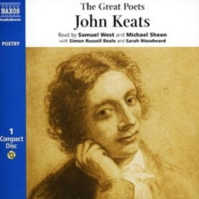 The Great Poets : John Keats, CD-Audio