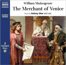 The Merchant of Venice, CD-Audio Book