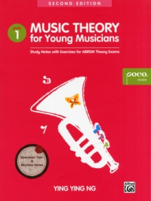 Music Theory For Young Musicians : Grade 1, Book