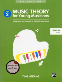 Music Theory for Young Musicians : Study Notes with Exercises for ABRSM Theory Exams, Book Book