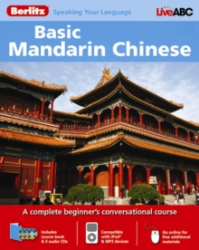 Berlitz Language: Basic Mandarin Chinese, Mixed media product