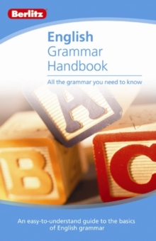Berlitz Language: English Grammar Handbook, Paperback