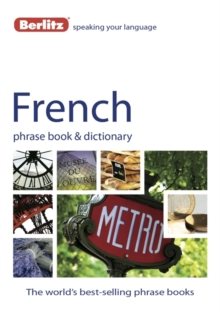 Berlitz: French Phrase Book & Dictionary, Paperback