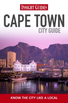 Insight Guides: Cape Town City Guide, Paperback Book