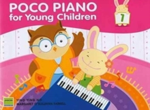Poco Piano 1 : For Young Children, Book