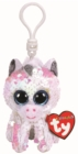 DIAMOND WHITE UNICORN FLIPPABLE CLIP - Book