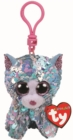 WHIMSY BLUE CAT FLIPPABLE CLIP - Book