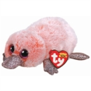 Wilma Pink Platypus - Beanie Boo - Book