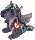 Kate Dragon Flippable Beanie Boo - Book