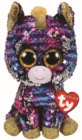 Celeste Unicorn Flippable Beanie Boo - Book