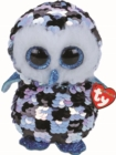 Topper Owl Flippable Beanie Boo - Book