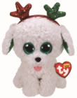 Sugar Dog Beanie Boo Christmas 2019 - Book