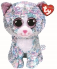 Whimsy Blue Cat Flippable Buddy - Book