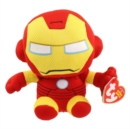 "Marvel Iron Man Beanie 6"" - Book"