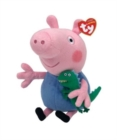 Peppa Pig George Beanie - Book