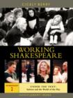 Working Shakespeare: Volume 2 - Under the Text - DVD