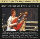 Anthology of English Folk - CD