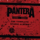 The Complete Studio Albums: 1990-2000 - CD