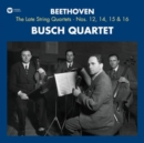 Beethoven: The Late String Quartets, Nos. 12, 14, 15 & 16 - Vinyl