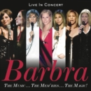 The Music... The Mem'ries... The Magic!: Live in Concert - CD