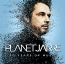 Planet Jarre: 50 Years of Music (Deluxe Edition) - CD